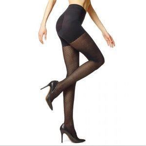 🆕 Hue Diamond Mesh Shaping Tights